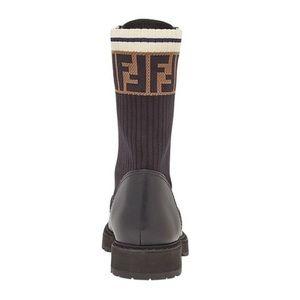 1c05693d3e3 Fendi Shoes - Fendi Rockoko Combat Boots
